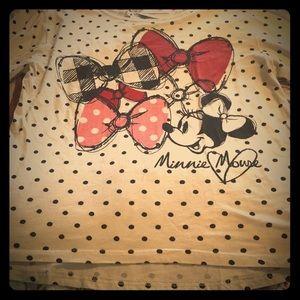 Disney Parks Minnie Mouse shirt